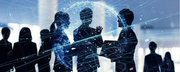 Groupe affaires business partenariat iStock-©metamorworks