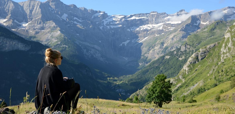 Gavarnie, Hautes-Pyrénées, Montagne
