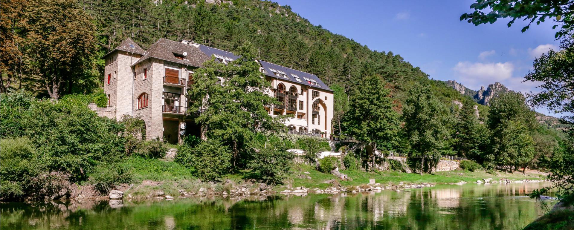 Hôtel de la Muse et du Rozier -Lozère