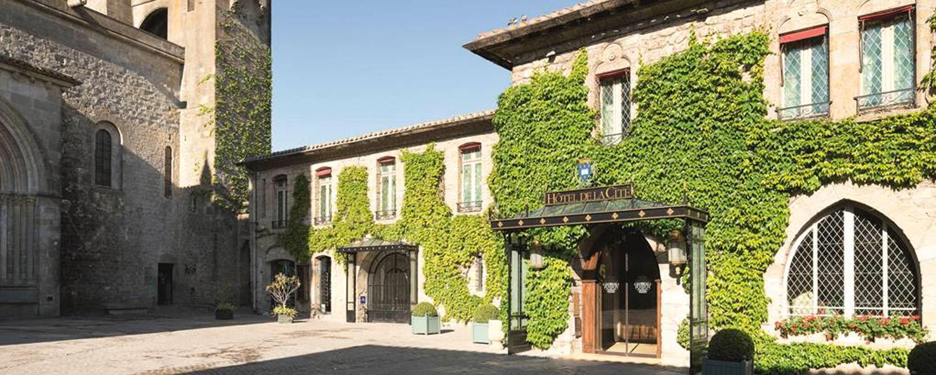 Hôtel de la Cité - Carcassonne - Aude