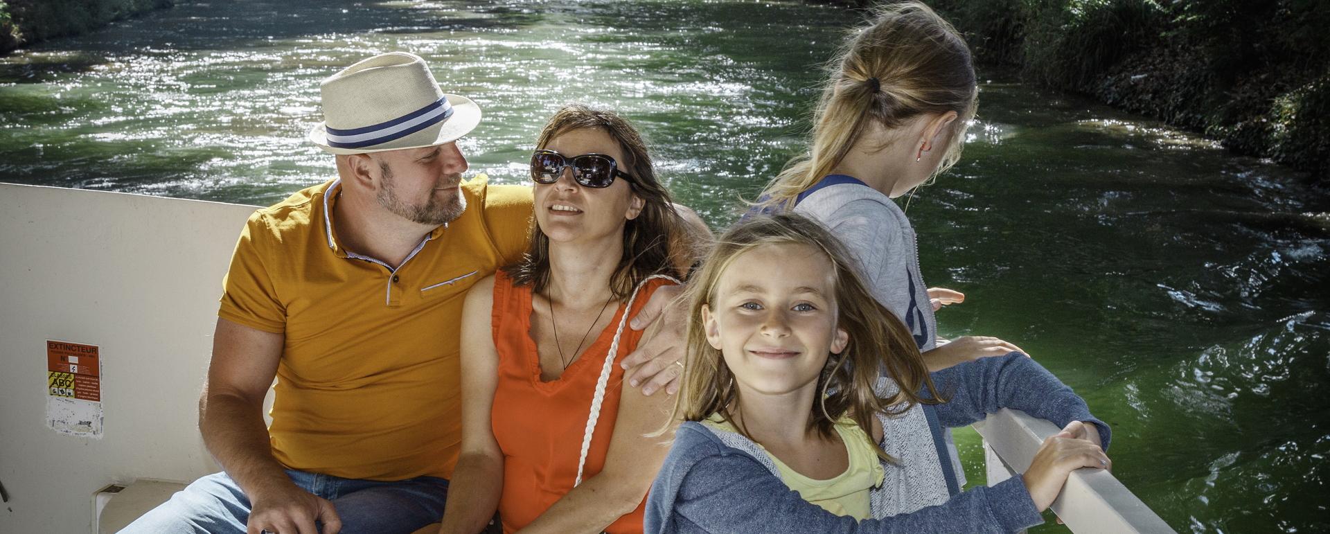 Famille Tourisme Occitanie