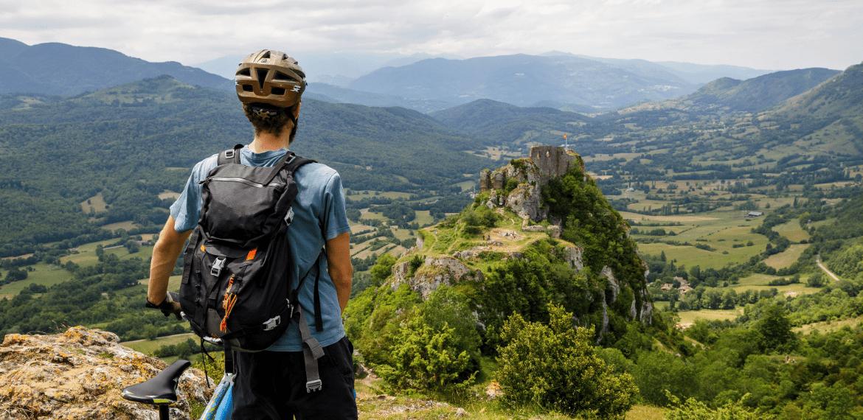 Vélo VTT Ariège